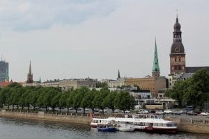 interesting facts about Riga