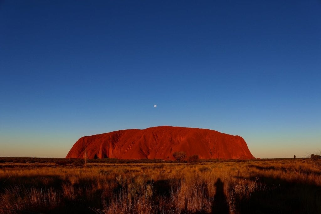 Facts about Australia Ayres Rock