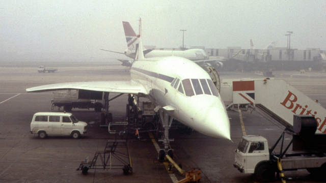 Interesting facts about Concorde
