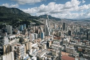facts about Bogota