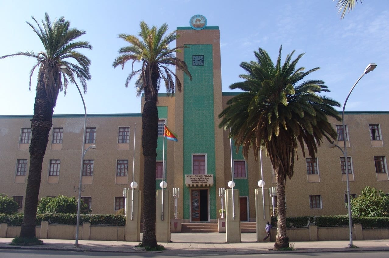 interesting facts about Eritrea