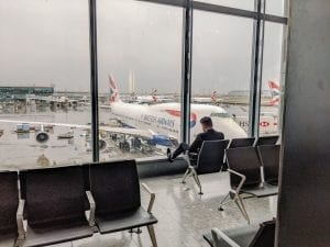 interesting facts about London Heathrow