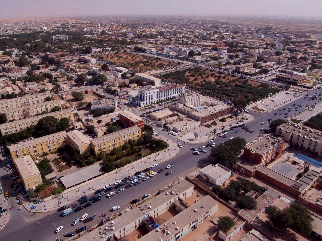 interesting facts about Nouakchott