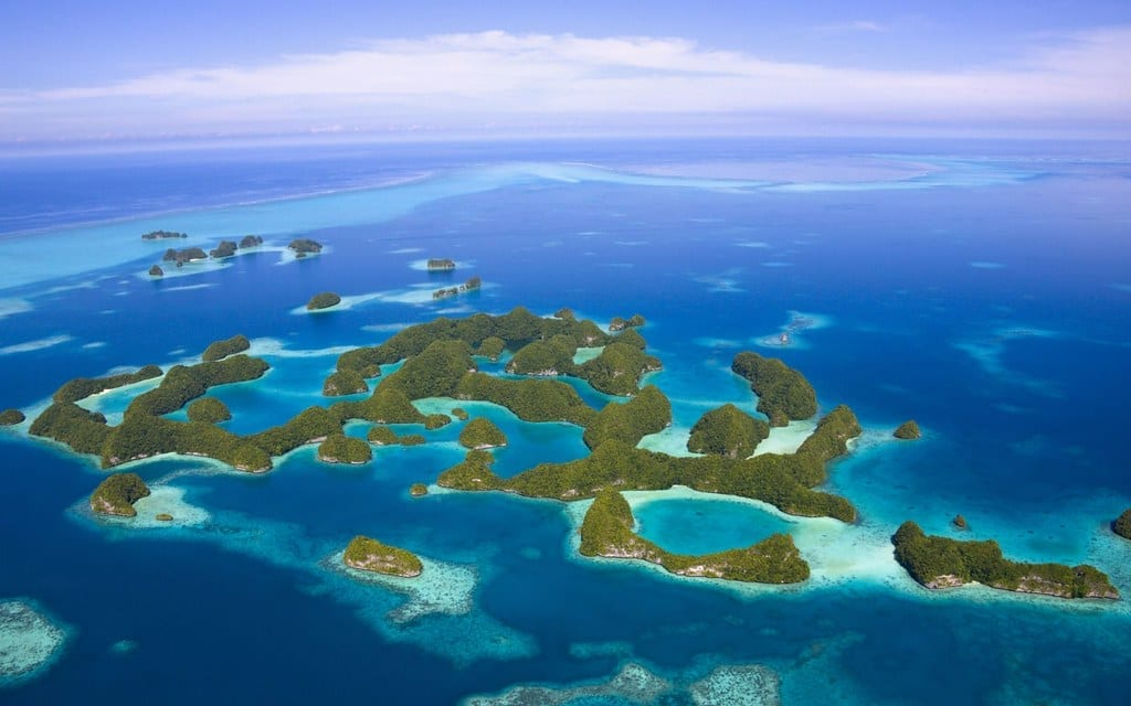 interesting facts about Palau