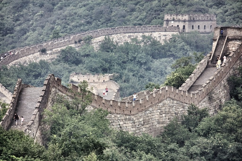 Facts Great Wall of China