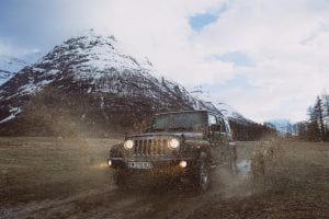 Jeep Wrangler Facts