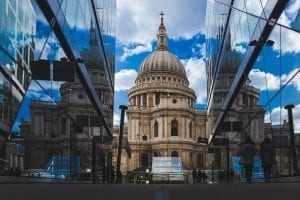 St Pauls Cathedral Facts