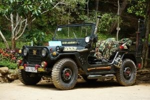 facts about Jeep