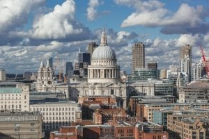 facts about St Pauls Cathedral