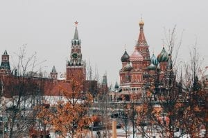facts about the kremlin
