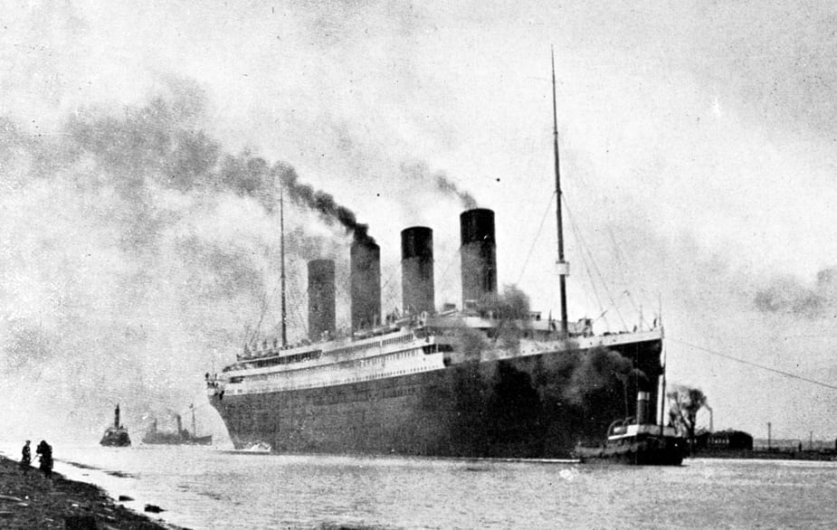 interesting facts about RMS Titanic