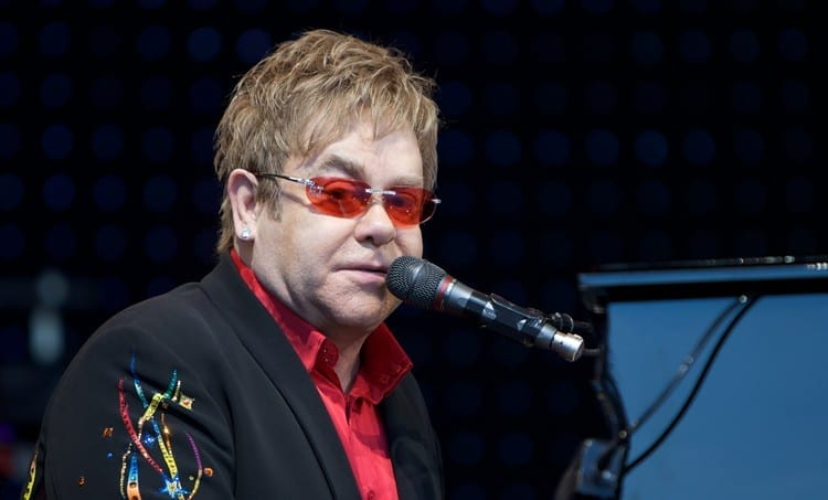 facts about Elton John