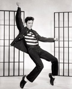 facts about Elvis Presley