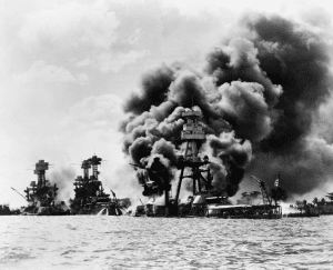 Facts about Pearl Harbour
