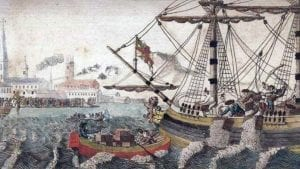 Facts on the Boston Tea Party