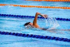 facts about swimming