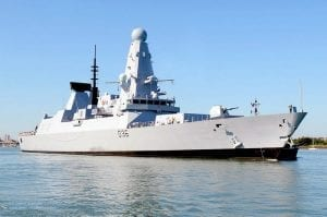 facts about the royal navy