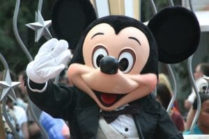 interesting facts about Mickey Mouse