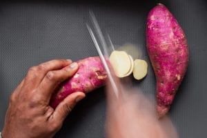 facts about sweet potato