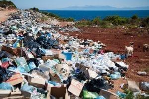 rubbish garbage pollution