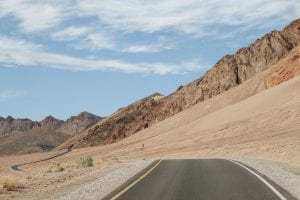 Death Valley USA Facts