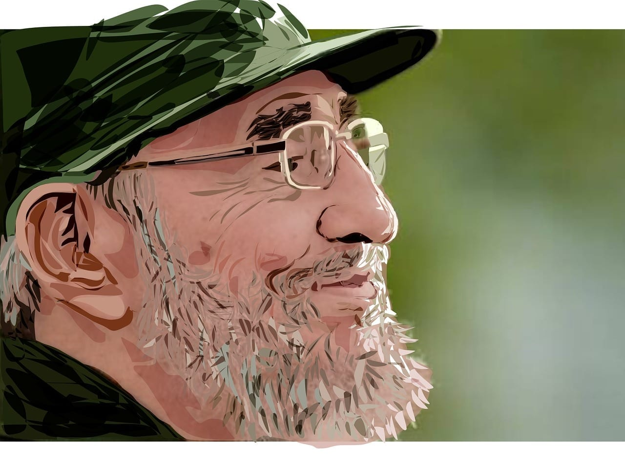 interesting facts about Fidel Castro
