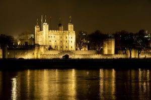interesting facts about the tower of London