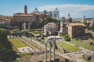 interesting facts about Rome