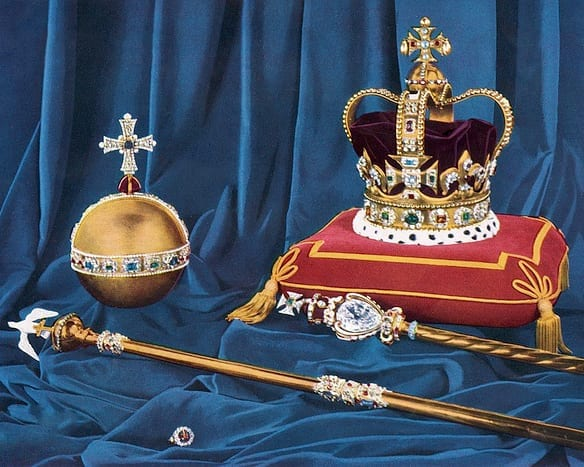 facts about the crown jewels of england