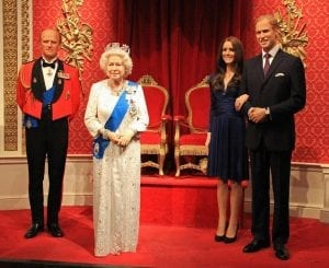 fun facts about Madame Tussauds