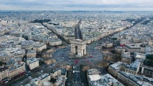 fun facts about Paris
