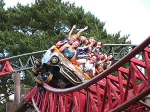 interesting facts about Alton Towers