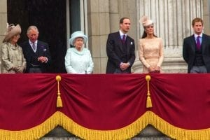 interesting facts about the royal family