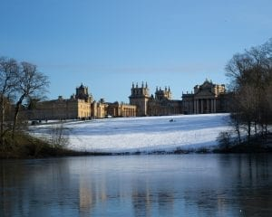 Facts about Blenheim Palace