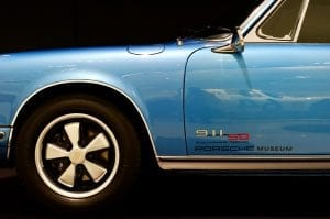 Fun facts about Porsche 911