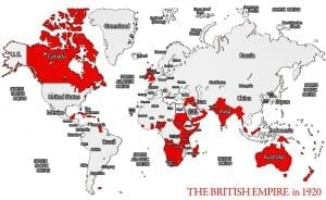Facts about the British Empire