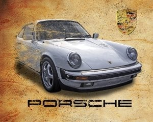 facts about Porsche 911