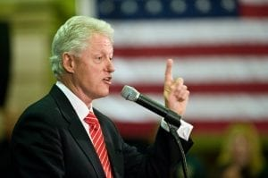 facts about bill clinton