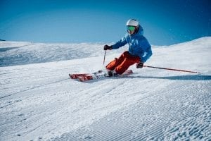 interesting facts about skiing