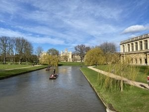 fun facts about Cambridge